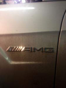 Фото с процесса замены цепи ГРМ на Mercedes W212 AMG