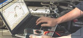 Обслуживание бортовых компьютеров