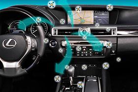 Ионизация автомобиля